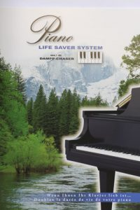 Piano Life Saver Climate Control System H-5 UP