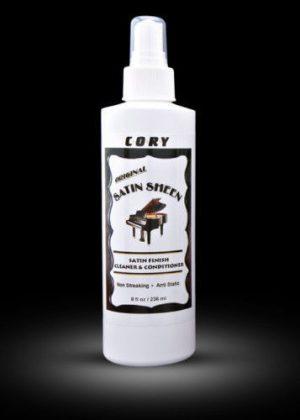 CORY Καθαριστικό πιάνου SATIN (σατινέ λούστρα) 236ml