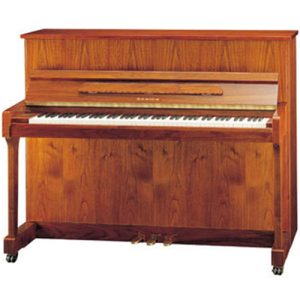SAMICK JS-115 Όρθιο Πιάνο Καρυδιά Mάτ
