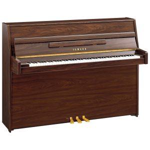 YAMAHA B1 Όρθιο Πιάνο Καρυδιά Γυαλιστερή