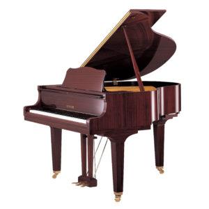 YAMAHA GB1 Πιάνο με Ουρά Μαόνι Γυαλιστερό